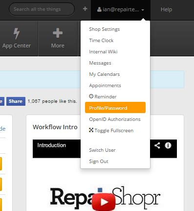 what goes in the profile section of a resume kabuto now integrates with repairshopr repairtech inc