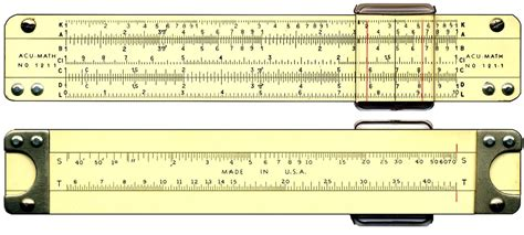 Printable Slide Rule Pdf