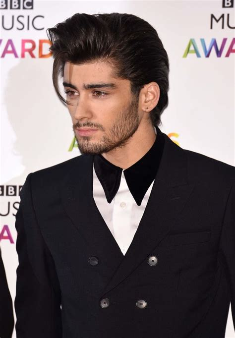 Zayn Malik looks hotter than ever at the first BBC Music