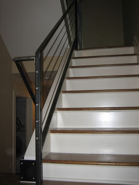 Stainless Railings Stainless Steel Cable Railings Dutchman S Wrought