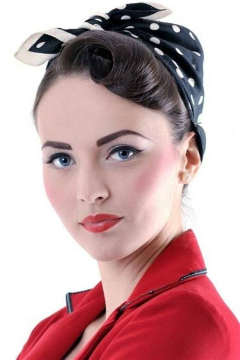 black hair styles from the 50 s and 60 s 66 rockabilly frisuren coole ideen in retro look