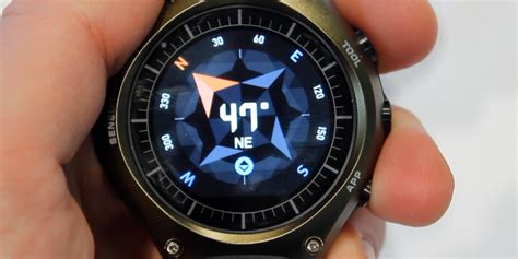 Casio Smartwatch Android on with casio s ultra rugged android wear smartwatch