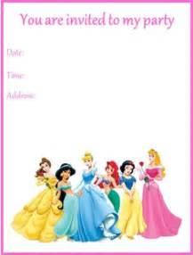 disney princess invitations theruntime