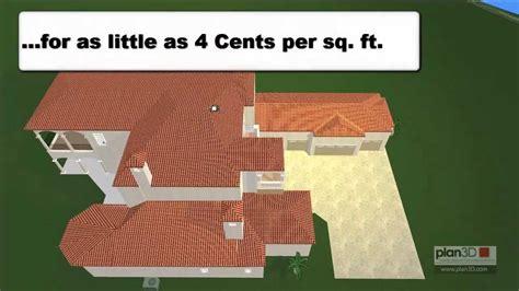 convert floorplan to 3d plan3d convert floor plan to 3d 4 cents sq ft