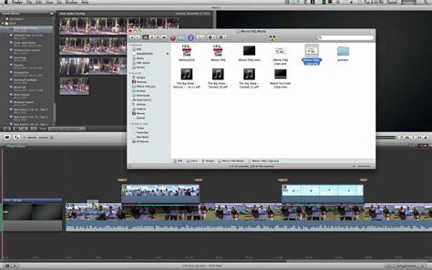 tutorial to use imovie imovie 11 tutorial adding a logo youtube