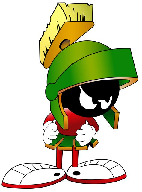 marvin the martian character looney tunes wiki