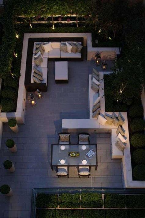 Idee Giardino Moderno by Idee Per Sunken Garden Foto 4 32 Design Mag