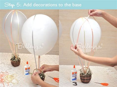 25 best ideas about balloon centerpieces on