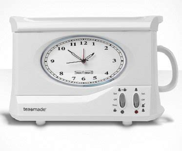 tea alarm clock