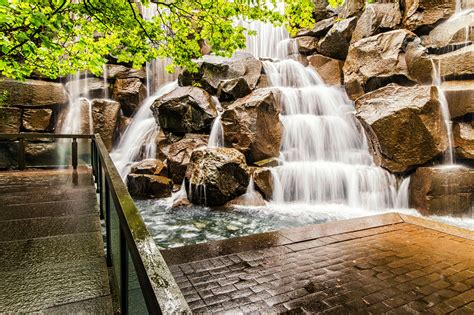 Waterfall Garden Park Seattle by The Ups Waterfall Garden Park In Seattle