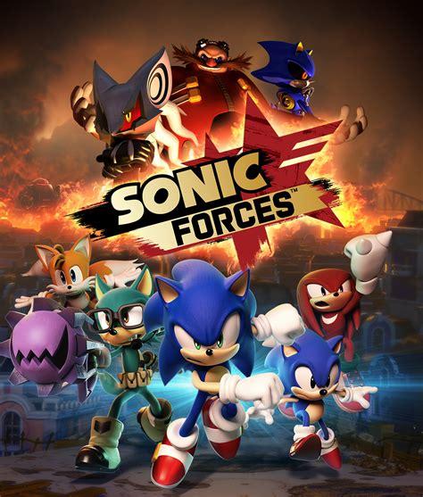 Kaset Ps4 Sonic Forces sonic forces trailer per i cattivi e key i videogames