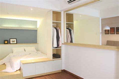 ide desain kamar tempat tidur bergaya minimalis arsitag