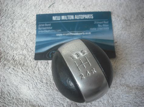 Nissan Almera Gear Knob by Sorry Out Of Stock A Genuine Nissan