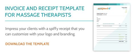 therapy receipt template pin free therapy invoice on