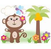 Monkey Wallpaper Borders And Kids Rooms Decor