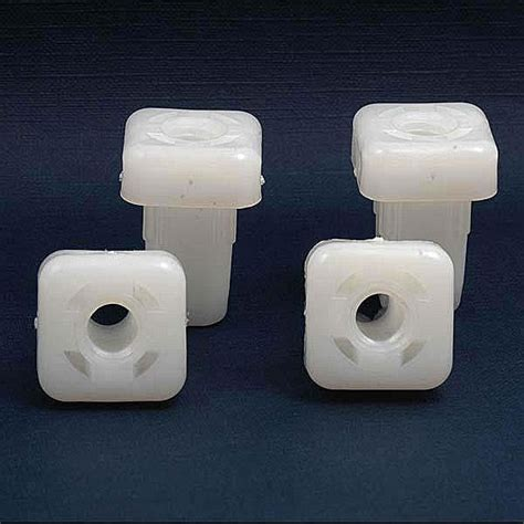 Plastic Bed Frame White Plastic Bed Frame Insert Plugs For 3 8 Quot Threaded Glide Set Of 4 Bed Frame Parts Bed