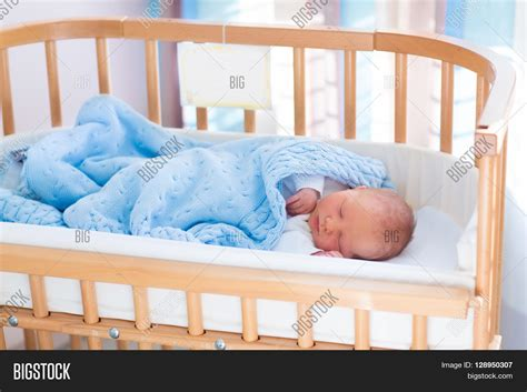 baby sleep bed newborn baby hospital room new image photo bigstock