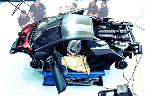 Lamborghini Sesto Elemento Engine The Of Building The Sesto Elemento Building