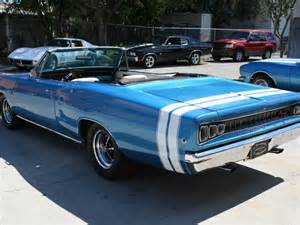 1968 Dodge Coronet For Sale 1968 Dodge Coronet R T Convertible For Sale