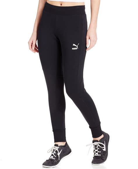 Jogger Sweat Black logo slim jogger sweat pant in black lyst