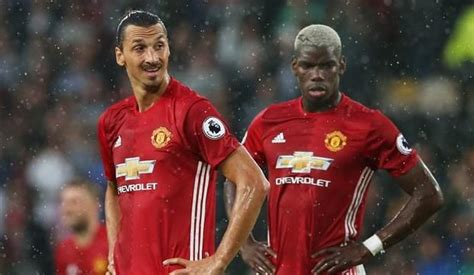 Pogba, Mata, Rojo, Ibrahimovich Ruled Out Against