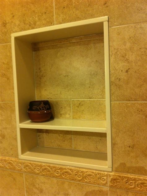 Niche Bathroom Renovations Shower Stall Niche Master Bathroom Renovation Ideas