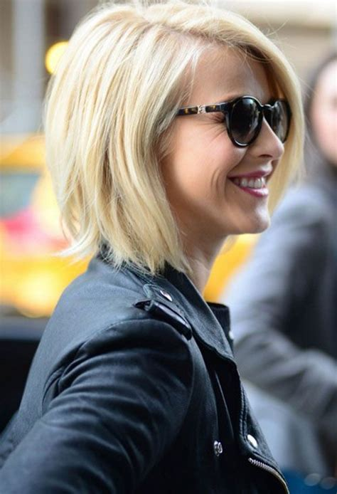 julianne hough long bob 22 best short hairstyles for 2015 hairstyles weekly