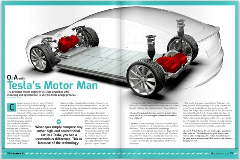 Tesla Motor Design Charged Evs Q A With Tesla S Lead Motor Engineer