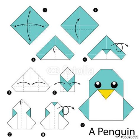 Easy Origami Steps - best 25 easy origami animals ideas on easy