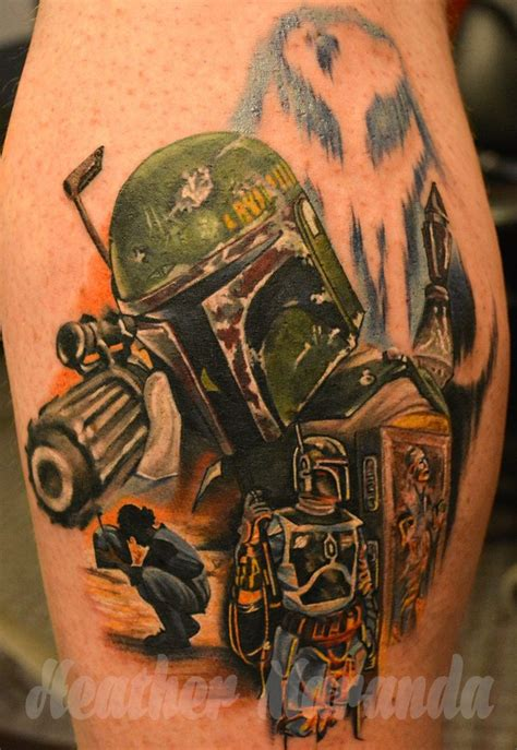boba fett tattoo designs 17 best boba fett tattoos images on boba fett