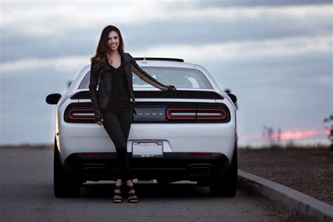 who was on the challenger challenger erica schrull dodge forum exclusive mega