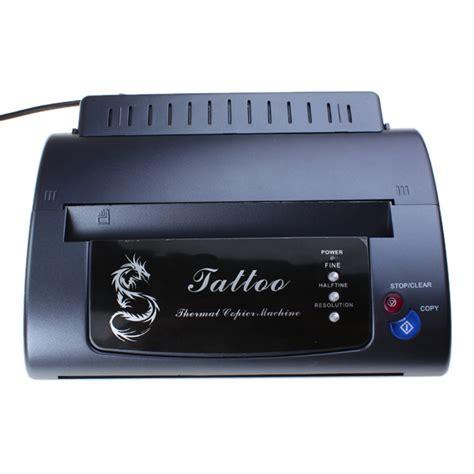 tattoo stencil printer uk dragon tattoo stencil maker transfer machine printer for