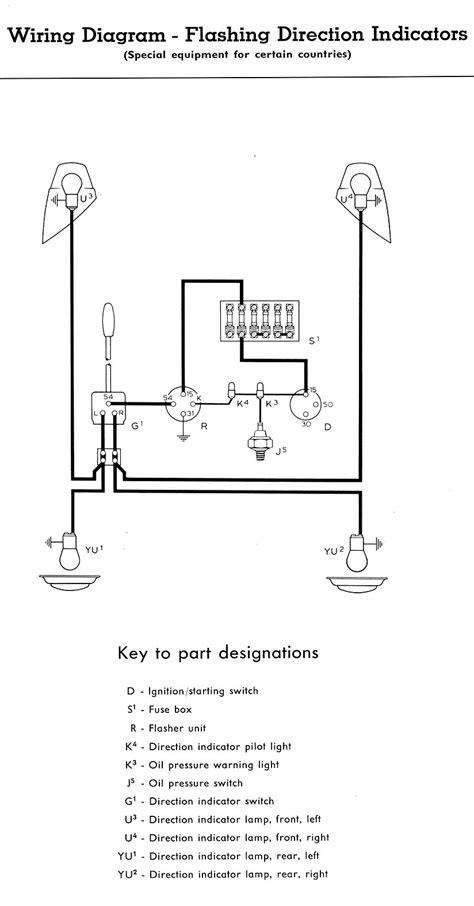 1957 Bus Wiring Diagram   TheGoldenBug.com