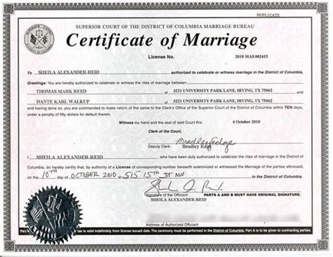 Wisconsin Marriage Records District Of Columbia Marriage Records Helpdeskz Community