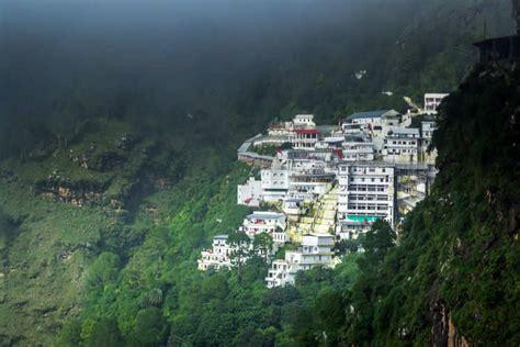 km alternate route  vaishno devi temple thrown open