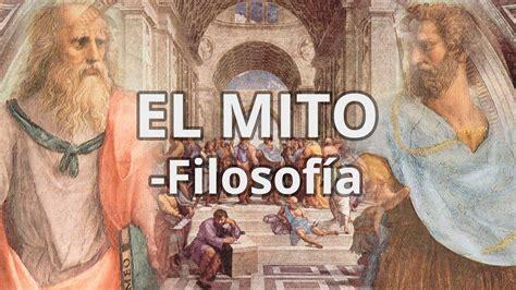 imagenes literarias del mito el mito filosof 237 a educatina youtube