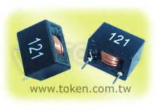 token power inductors large current low dcr inductors tc1213 token components