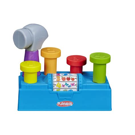 playskool tool bench playskool tap n spin toolbench toy