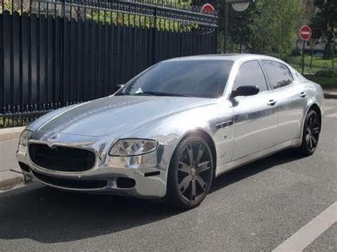 Chrome Maserati Quattroporte Sport Gt