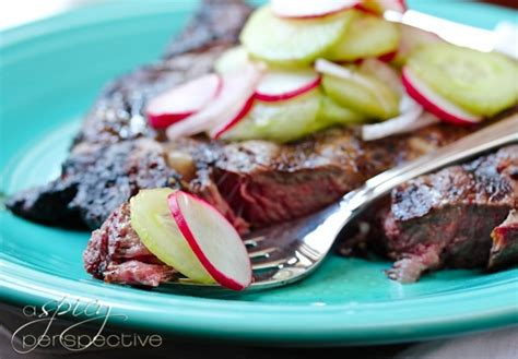 10 ways to dress a steak a spicy perspective
