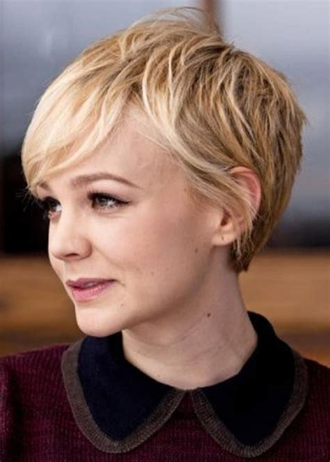 pixie haircut for strong faces 20 most delightful pixie cut for round face ideas