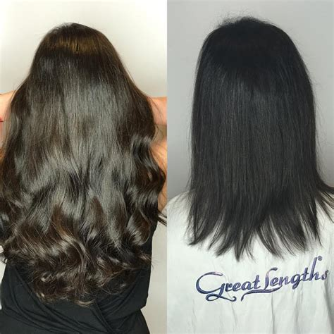 Hair Extension Types by Hair Extensions Types To Lengthen Hair Ag Miami Salon