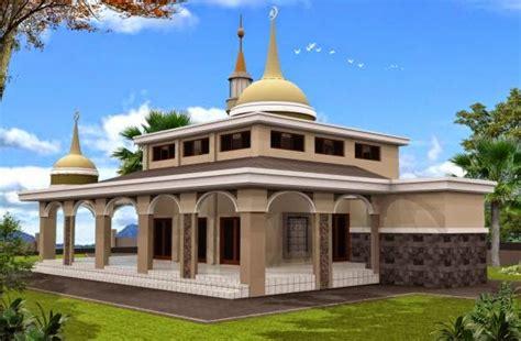 desain teras masjid 30 model masjid minimalis dengan model masjid modern dari