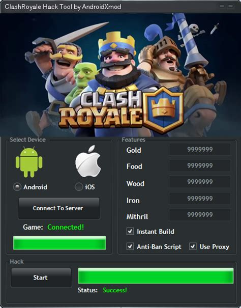 tutorial hack clash royale clash royale hack tool unlimited everything infotech maestro