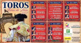 Calendario Taurino 2017 Feria De Le 211 N 2017 Corridas De Toros El Heraldo Monta 241 233 S