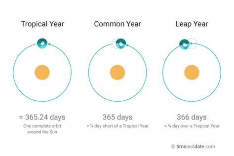Calendar Year Definition Leap Year Nearly Every Four Years