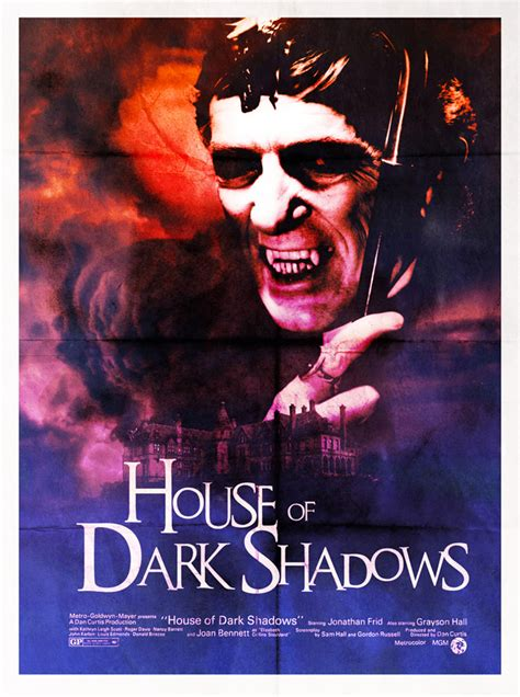 House Of Shadows by The Collinsport Historical Society House Of Shadows 80s Style