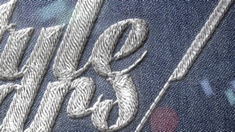 photoshop pattern embroidery realistic embroidery photoshop actions on behance