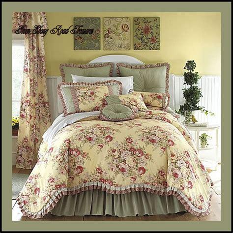 wonderful bedroom brilliant floral comforter sets queen