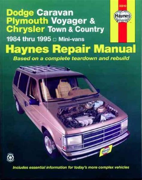 car service manuals pdf 1995 chrysler town country parental controls chrysler town country 1984 1995 haynes service repair manual sagin workshop car manuals repair